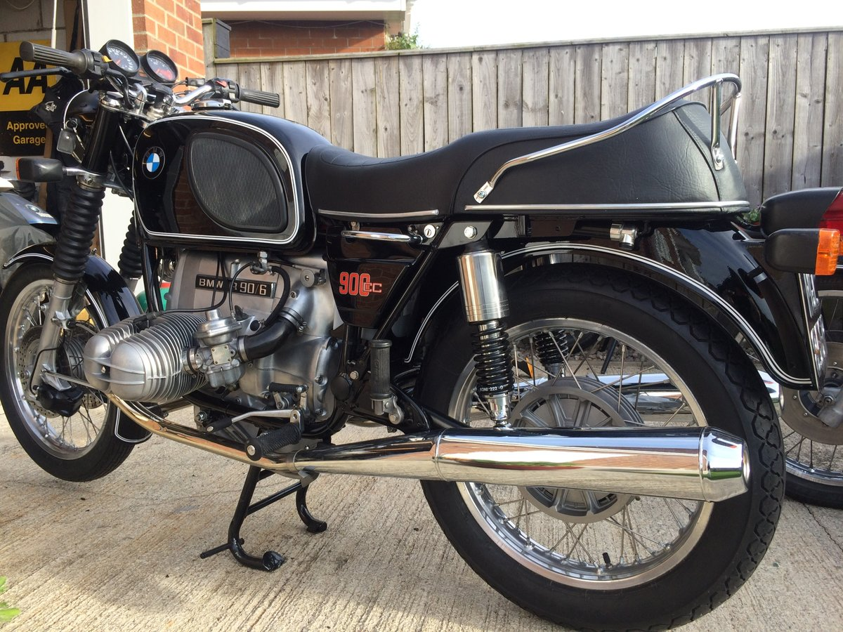 1976 BMW R75/5, R75/6 For Sale (picture 4 of 4)