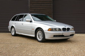 2002  BMW E39 525i SE Automatic Touring (57,000 miles) For Sale