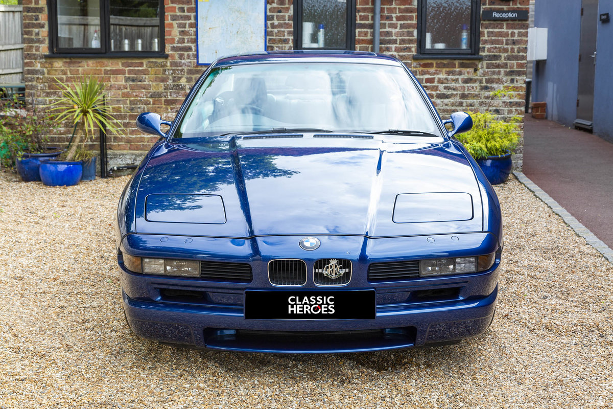 1996 Exceptional BMW E31 850 CSI, 15,000 miles from new For Sale (picture 1 of 6)