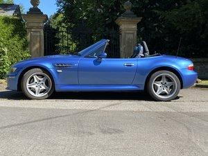 1998 Bmw z3m roadster low miles estoril blue