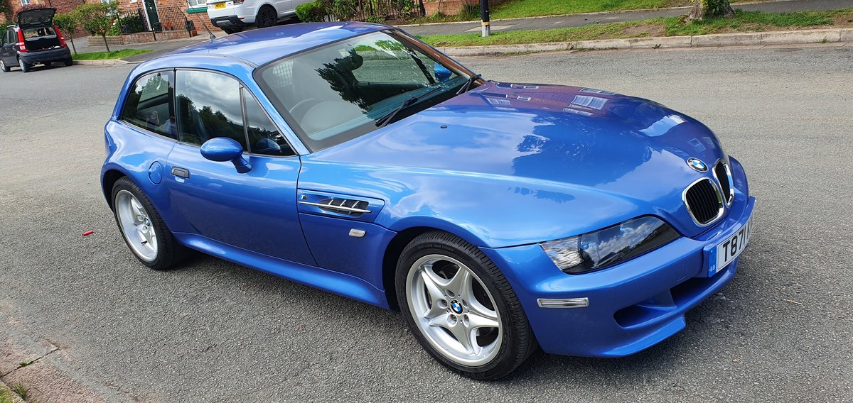 Picture of 1999 BMW z3m 3.2 coupe estorial blue z3 m stunning For Sale