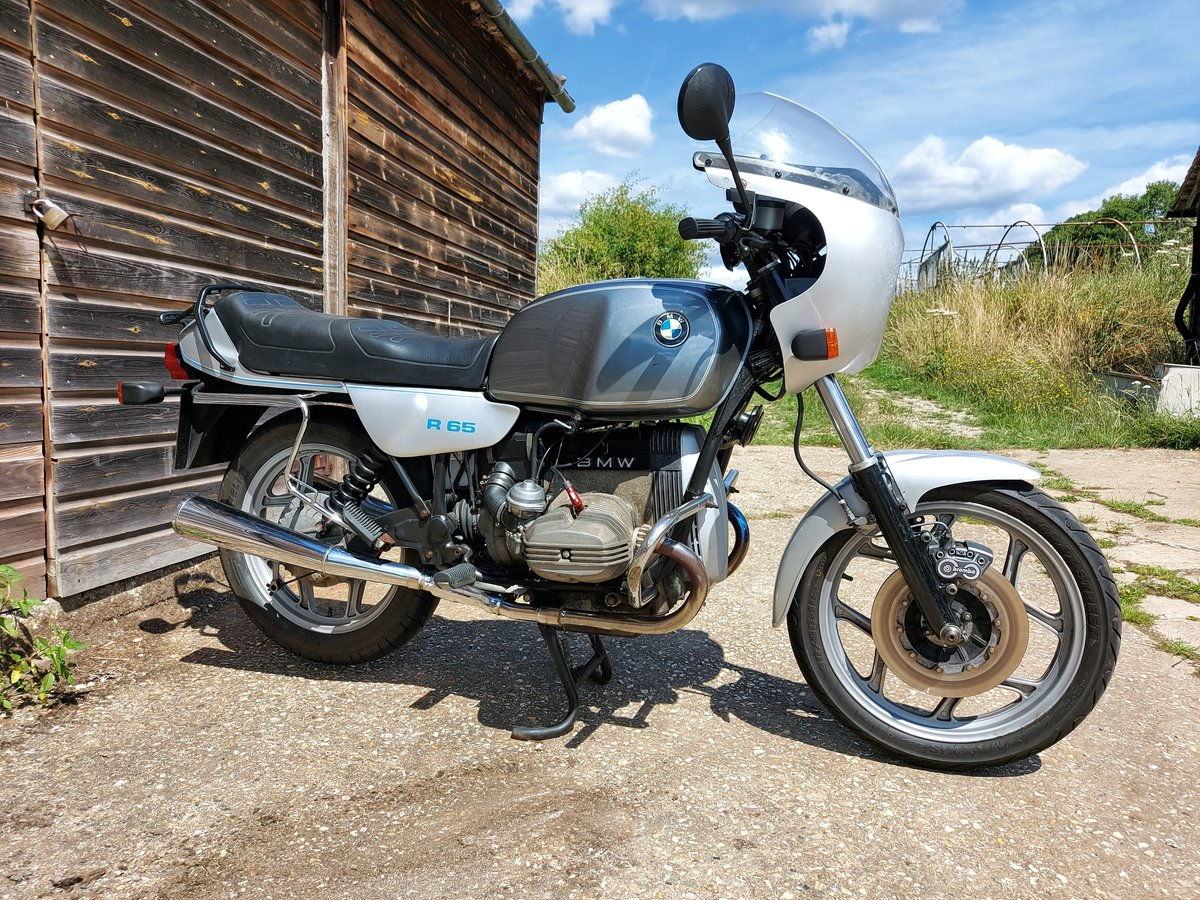1989 BMW R65 MONO - superb opportunity! For Sale (picture 2 of 6)