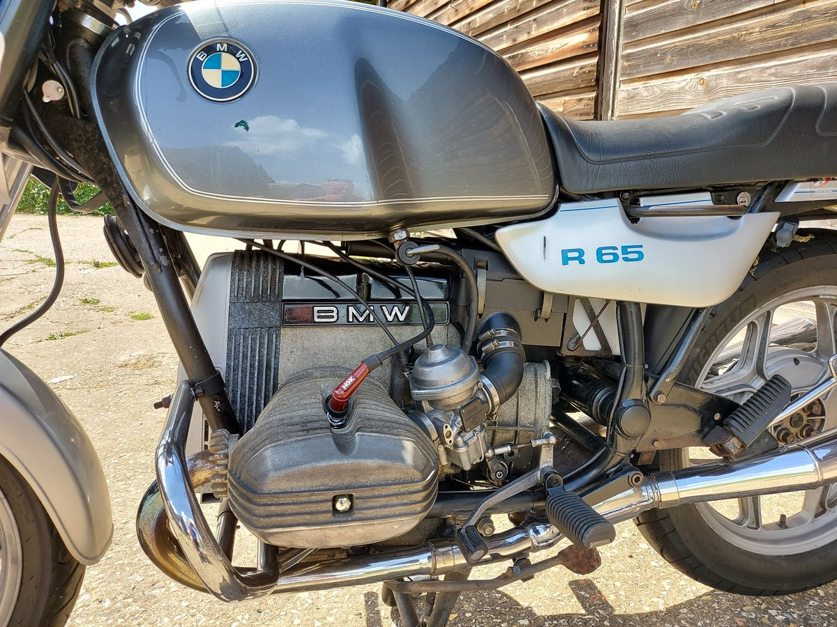 1989 BMW R65 MONO - superb opportunity! SOLD (picture 5 of 6)