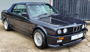 Picture of 1989 Stunning and rare E30 325 Motorsport Convertible SOLD