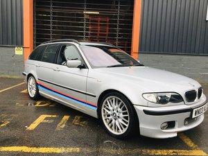 BMW 330i SPORT TOURING AUTO FSH