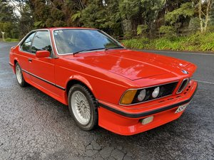 BMW 635CSI RARE - M90 Engine & Manual
