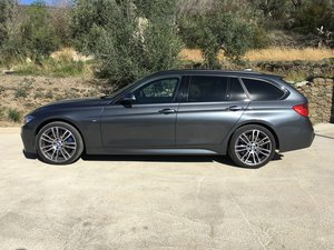 335d XDrive MSport Touring F31 in Spain not LHD
