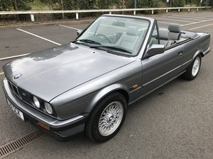 Bmw e30 325i genuine rare original motorsport conv