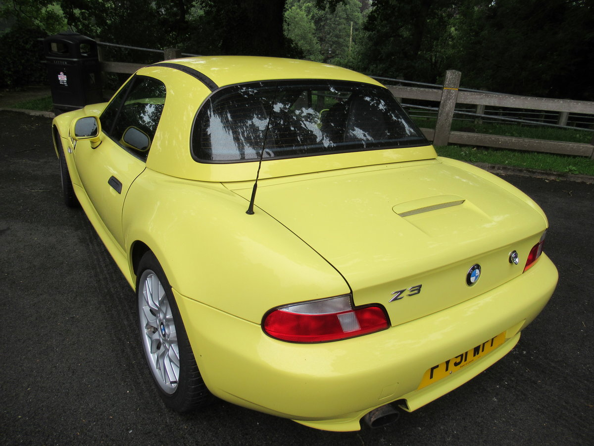 2001 Bmw z3 outstanding condition SOLD (picture 3 of 6)