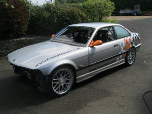 BMW E36 M3 Coupe Track Car (Unfinished project)