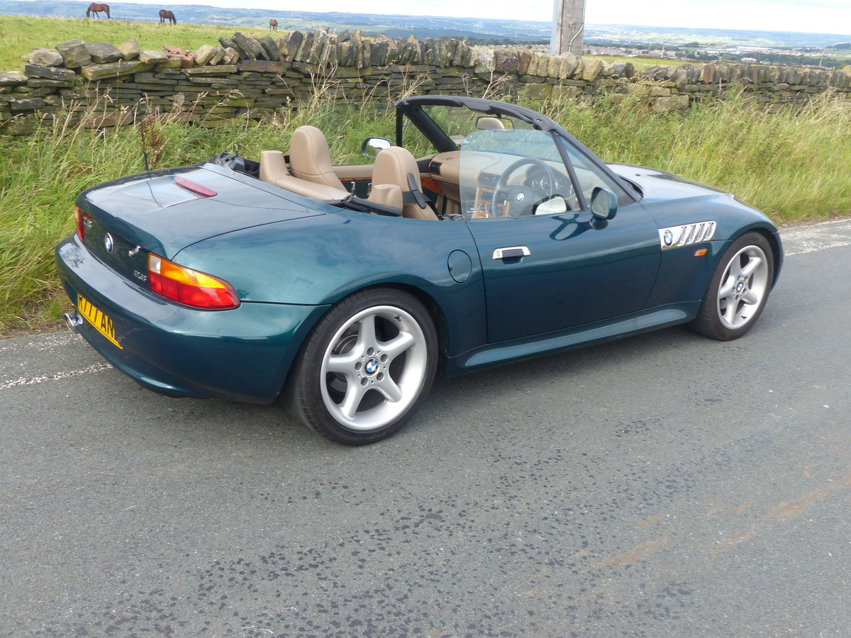 1997 bmw z3 2.8 for sale | car and classic
