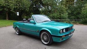 Picture of 1991 E30 318i Convertible Auto Limited Design Edition 1of 50 SOLD