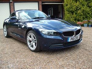 BMW Z4 23i S Drive.