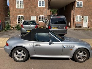 Picture of 1998 Lovely low mileage wide bodied 2.8 Z3 For Sale