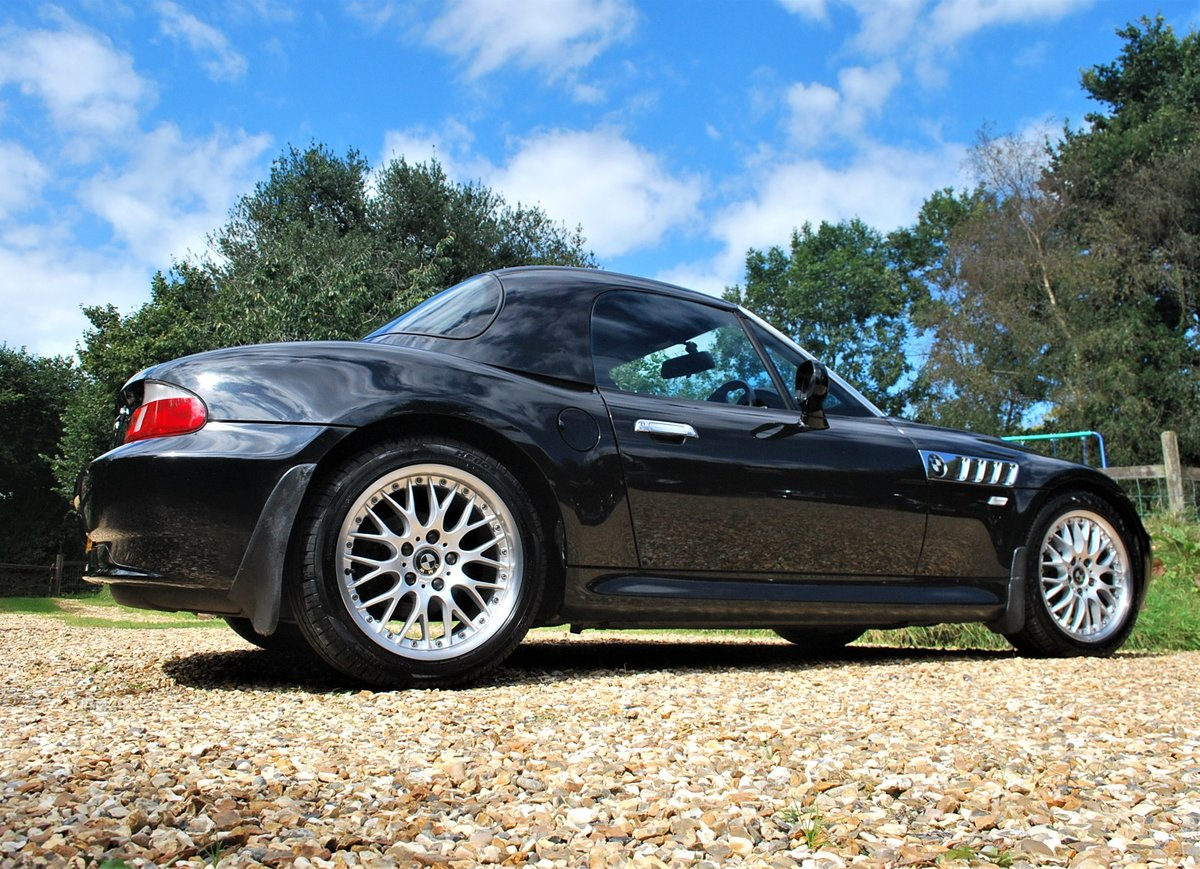 2002 Bmw Z3 2 2 M Sport Hard Top Stunning Car 79k Miles For Sale Car And Classic