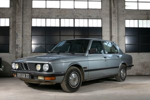 1982 BMW 528i No reserve For Sale