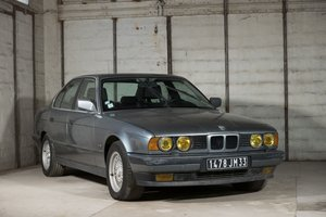 1989 BMW 535i No reserve For Sale by Auction