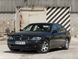 2005 BMW 730i No reserve For Sale