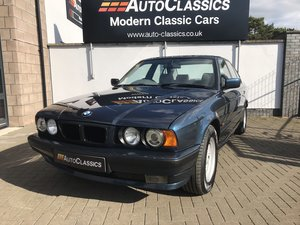 1996 BMW 525sei, 83,000 Miles, Full History, 4 Owners