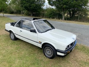 Picture of 1987 BMW converted to Convertible Baur Style