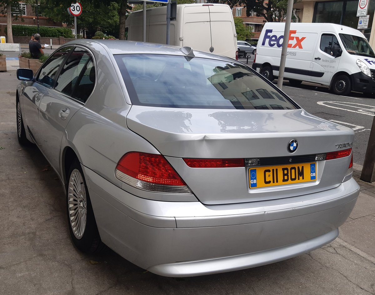 2003 bmw 730d diesel saloon history 6 months waranty For Sale (picture 3 of 6)