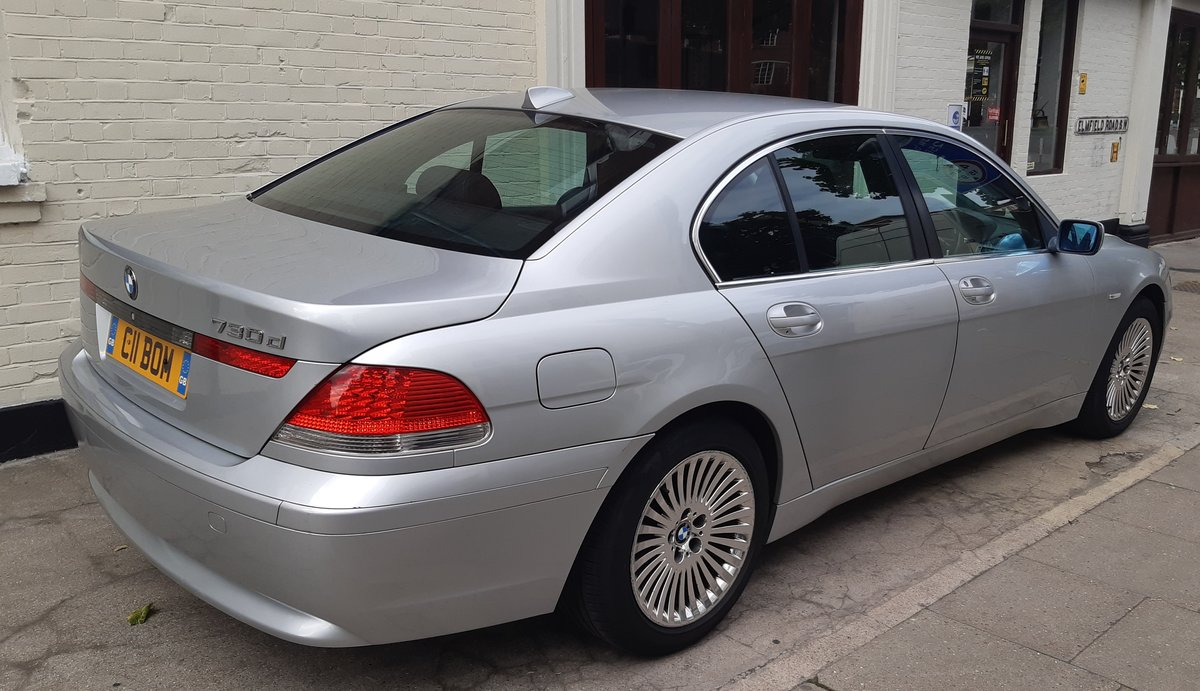 2003 bmw 730d diesel saloon history 6 months waranty For Sale (picture 4 of 6)