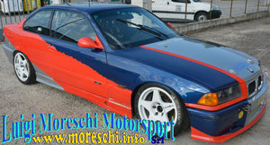 BMW M3 3.2 E36 Group A