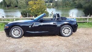 BMW Z4 2.2 AUTOMATIC 2004 112000 MILES