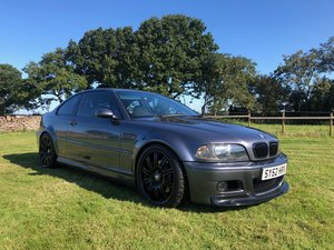 BMW M3 E46 Manual Coupe Full Spec model