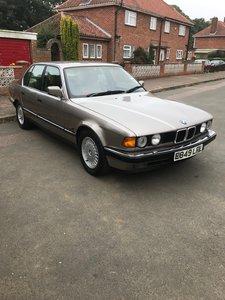 1987 BMW E32 735i