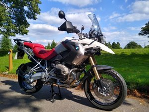 BMW R1200GS TU 30 YEARS ANNIVERSARY EDITION
