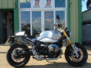 BMW R NINET SPORT 2019 One Owner & Only 2200 Miles From New