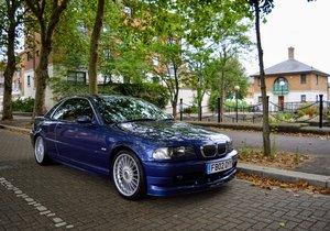 2002 BMW E46 B3 Individual Alpina - FSH - 3 Keys