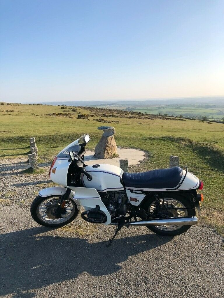 1978 Fantastic BMW r100 RS Motorsport edition For Sale (picture 1 of 6)