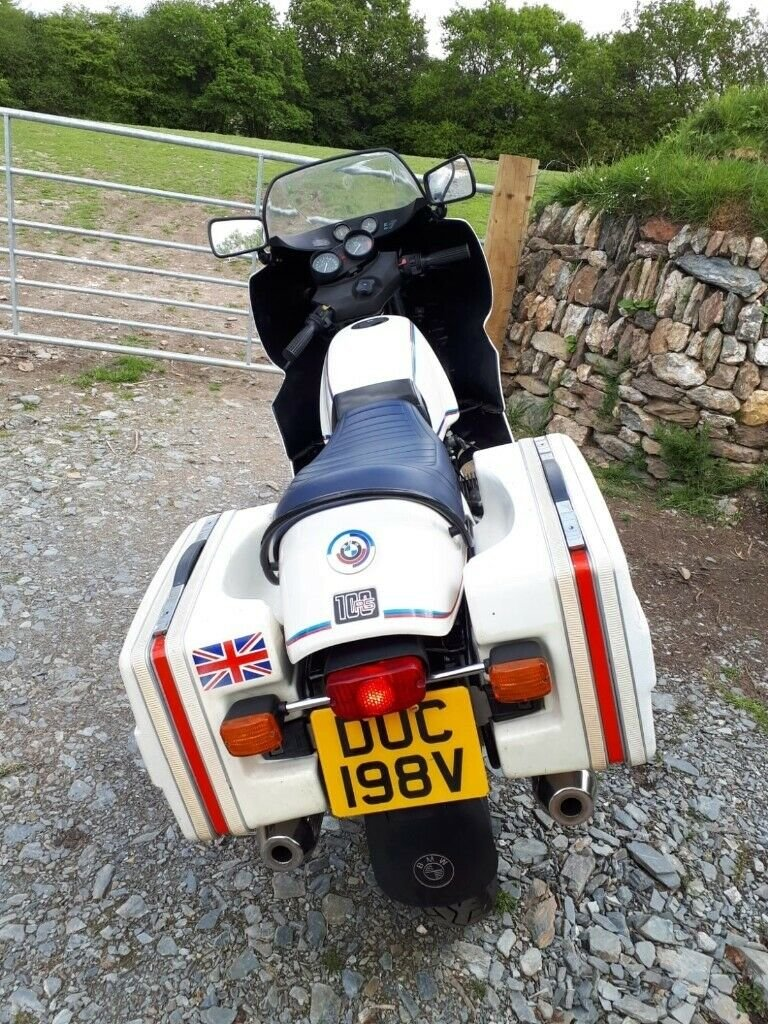 1978 Fantastic BMW r100 RS Motorsport edition For Sale (picture 2 of 6)