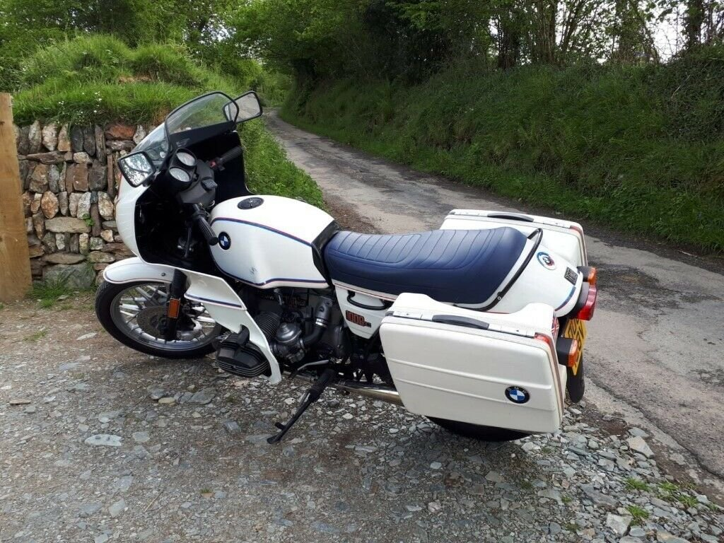 1978 Fantastic BMW r100 RS Motorsport edition For Sale (picture 4 of 6)