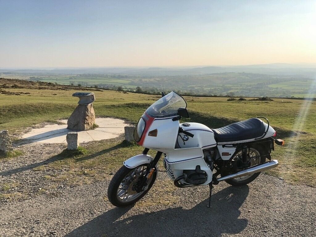 1978 Fantastic BMW r100 RS Motorsport edition For Sale (picture 5 of 6)