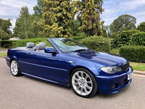Bmw 330ci sport facelift manual individual cab!!!