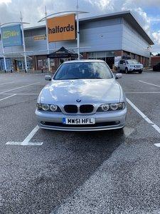 2002 BMW e39 520i SE Manual, Excellent Condition.