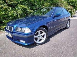 BMW M SPORT *52,000* COMPACT 316i 1.9 E36 FSH