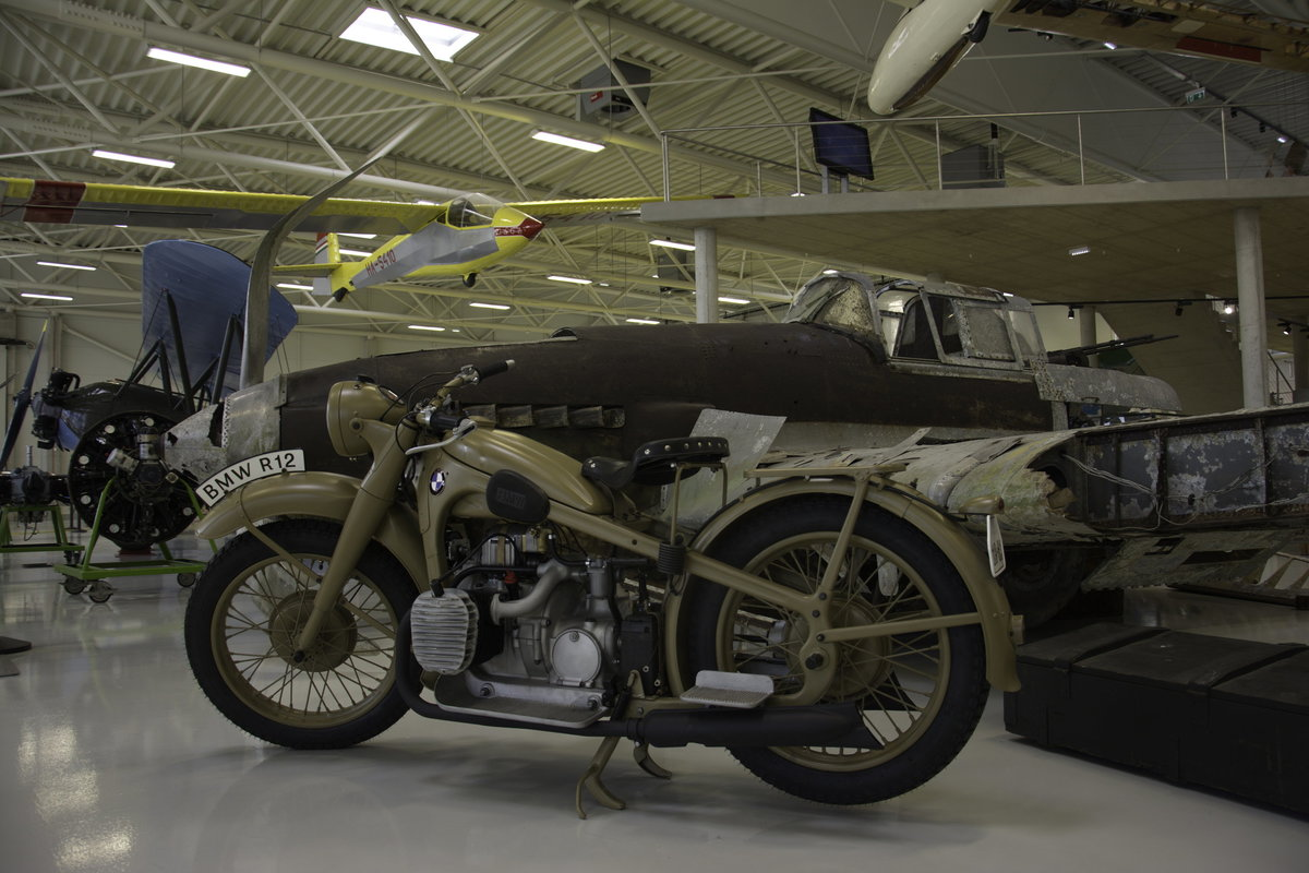 1942 Military BMW R12 For Sale (picture 3 of 6)