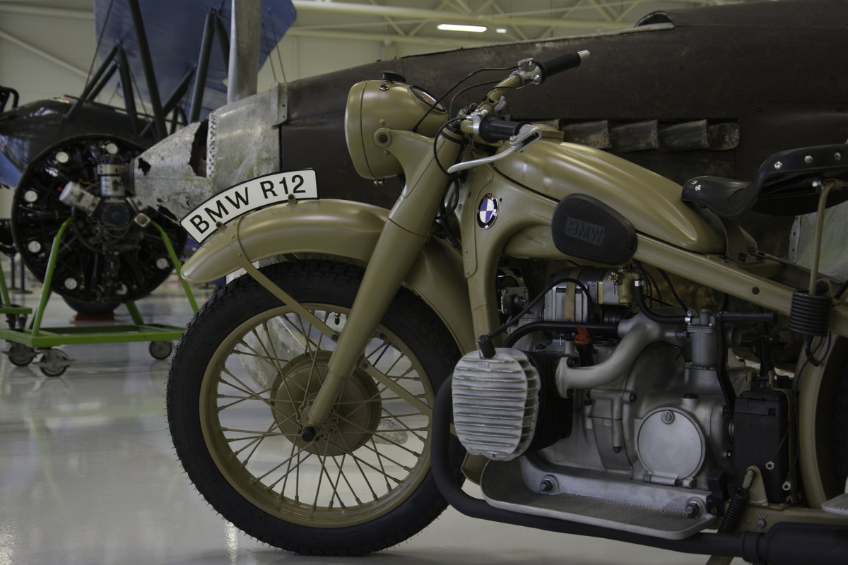 1942 Military BMW R12 For Sale (picture 5 of 6)