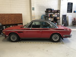 Picture of 1973 BMW 3.0 CSI RHD Manual New UK