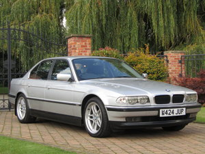 2000 BMW E38 7-Series, 728i  - one of the very best!
