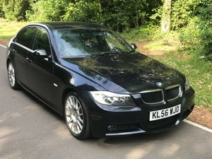 BMW 320si Limited Edition 3 Series E90 in Carbon S