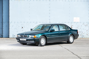 1997 BMW 750iL V12 Saloon For Sale by Auction