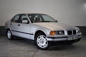 1998 BMW 318i (e36) Saloon Manual