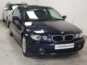2004 BMW 318Ci SE 2.0 AUTOMATIC COUPE* GEN 14,000 MILES* 1 OWNER* For Sale