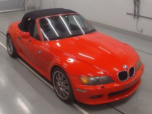 2001 BMW Z3 IMPORTED ROADSTER CONVERTIBLE 3.0 AUTOMATIC * For Sale