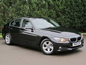 BMW 320D Efficient Dynamics Saloon Manual